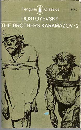 9780140440799: The Brothers Karamazov: Volume 2 (Classics)