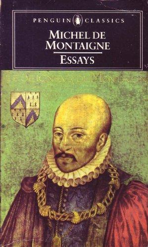 Michel de Montaigne: Essays: Montaigne, Michel de