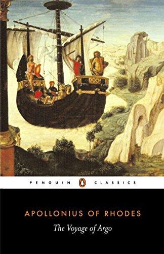 The Voyage of Argo: The Argonautica (Penguin Classics) (0140440852) by Apollonius of Rhodes