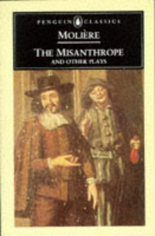9780140440898: Misanthrope and Other Plays