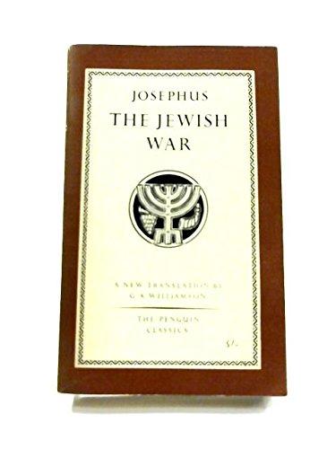9780140440904: The Jewish War (Classics)