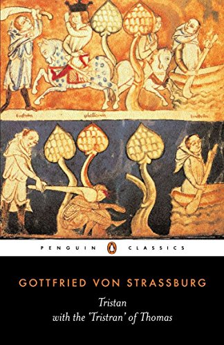 9780140440980: Tristan: With the Surviving Fragments of the 'Tristran of Thomas' (Penguin Classics)