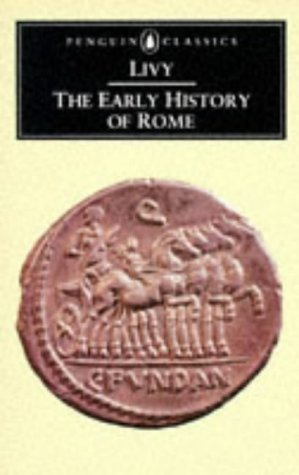 9780140441048: Early History of Rome: Books I-V of the History of Rome from Its Foundation