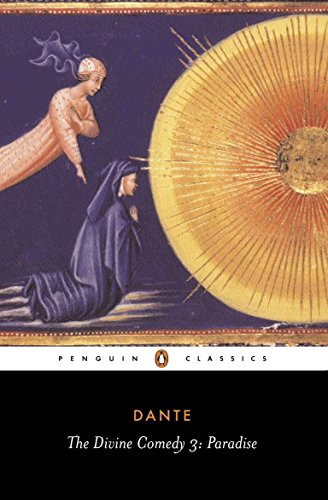 9780140441055: The Divine Comedy, Part 3: Paradise (Penguin Classics)