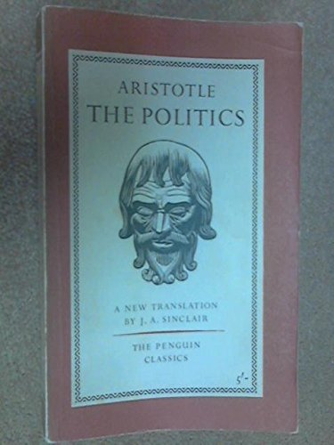 9780140441253: The Politics (Classics)