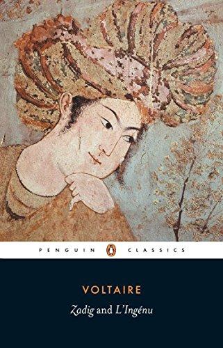 Zadig L'Ingenu (Paperback): Voltaire