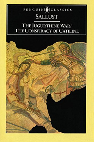 9780140441321: The Jugurthine War/The Conspiracy of Catiline (Penguin Classics)