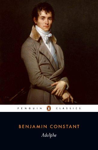 9780140441345: Adolphe (Penguin Classics)