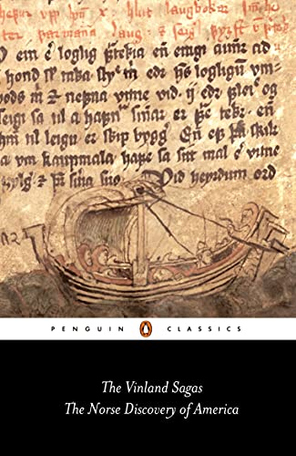 9780140441543: The Vinland Sagas: The Norse Discovery of America:
