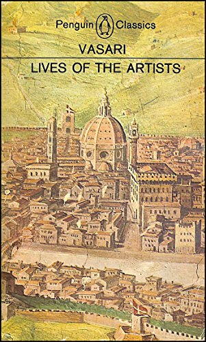 9780140441642: Lives of the Artists (Classics)