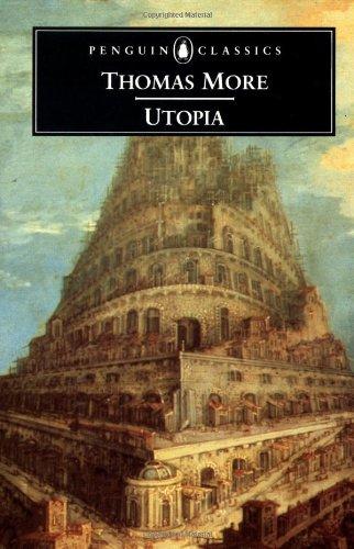 9780140441659: Utopia (Penguin Classics)