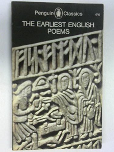 9780140441727: The Earliest English Poems (Penguin Classics)