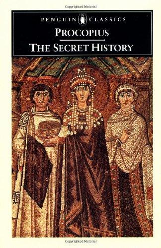 9780140441826: Procopius: The Secret History (Penguin Classics)