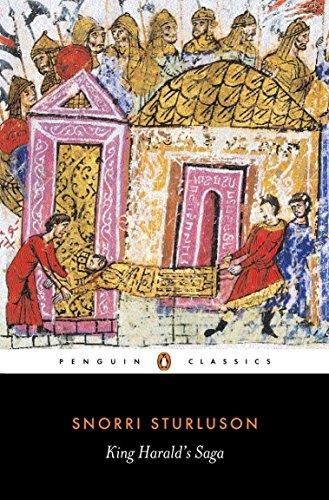 9780140441833: King Harald's Saga: Harald Hardradi of Norway from Snorri Sturluson's Heimskringla (Classics)