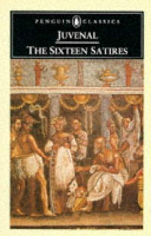 9780140441949: The Sixteen Satires (Classics)