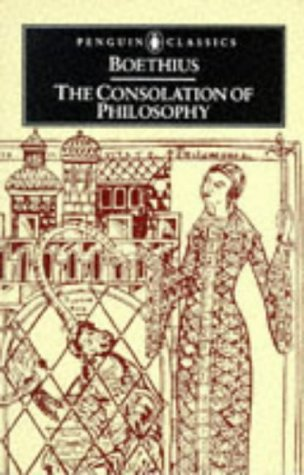 9780140442083: The Consolation of Philosophy (Penguin Classics)