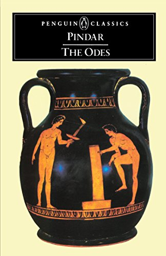 9780140442090: The Odes of Pindar (Classics)
