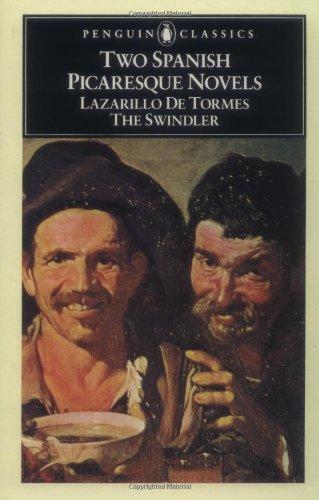 9780140442113: Two Spanish Picaresque Novels (Penguin Classics)