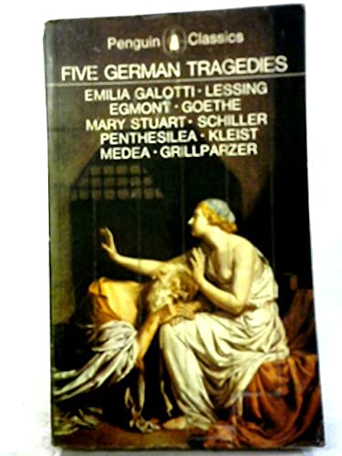 Five German Tragedies