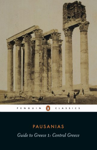 9780140442250: Guide to Greece, Vol. 1: Central Greece
