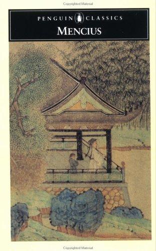 9780140442281: Mencius: Works (Classics)
