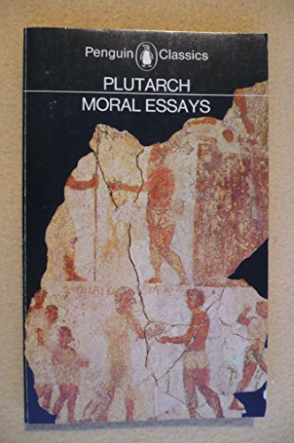 9780140442359: Moral Essays (Classics) (English and Greek Edition)
