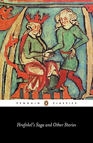 9780140442380: Hrafnkel's Saga and Other Icelandic Stories (Penguin Classics)
