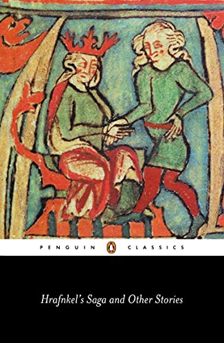 Hrafnkel's Saga and Other Icelandic Stories (Classics)
