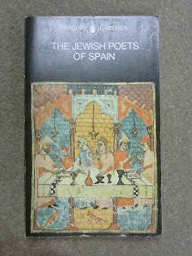 9780140442502: The Jewish Poets of Spain