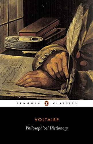 9780140442571: Philosophical Dictionary (Penguin Classics)