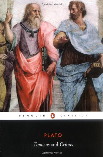 9780140442618: Timaeus and Critias (Penguin Classics)