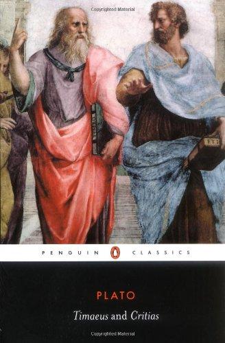 9780140442618: Timaeus and Critias (Penguin Classics)