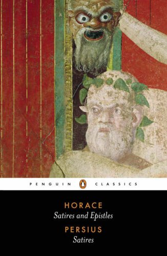 9780140442793: Horace Satires and Epistles Persius Satires (Penguin Classics)