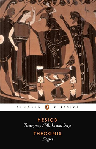 9780140442830: Hesiod and Theognis (Penguin Classics): Theogony, Works and Days, and Elegies