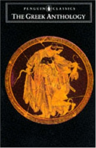 9780140442854: The Greek Anthology: Selection (Classics)