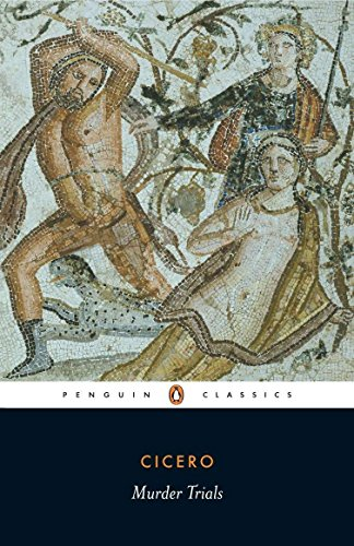 9780140442885: Murder Trials: 'In Defence of Sextus Roscius of America', 'In Defence of Aulus Cluentius Habitu', etc (Penguin Classics)