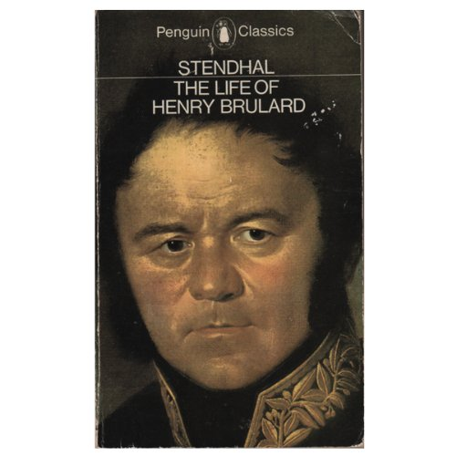 9780140442908: The Life of Henry Brulard (Classics)