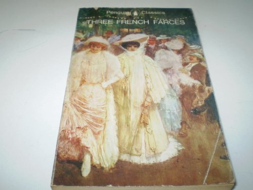 9780140442922: Three French Farces (Classics)
