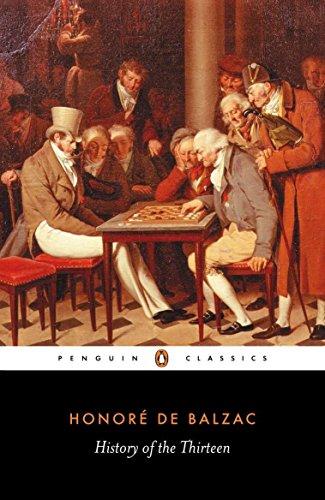 9780140443011: History of the Thirteen (Penguin Classics)