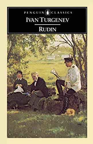 9780140443042: Rudin (Penguin Classics)