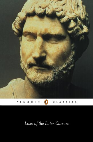 9780140443080: Lives of the Later Caesars (Penguin Classics)