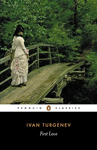 9780140443356: First Love (Penguin Classics)