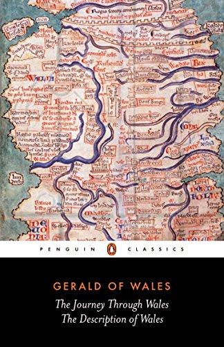 9780140443394: The Journey Through Wales and the Description of Wales (Penguin Classics)