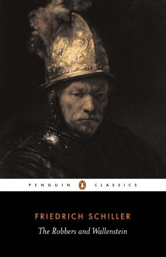 9780140443684: The Robbers and Wallenstein (Classics)