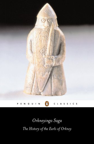 Orkneyinga Saga: The History of the Earls of Orkney: Palsson, Hermann & Edwards, Paul (trans.)