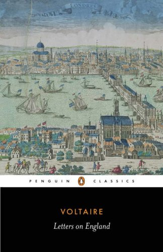 9780140443868: Letters on England (Classics)