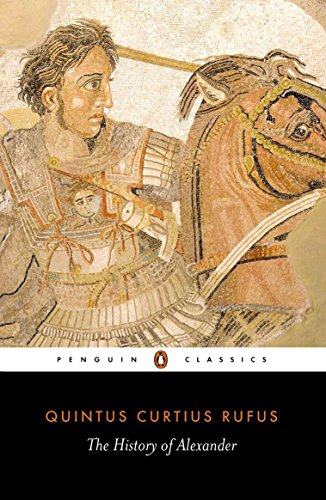 9780140444124: The History of Alexander (Penguin Classics)