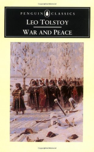 War and peace penguin classics deluxe edition.