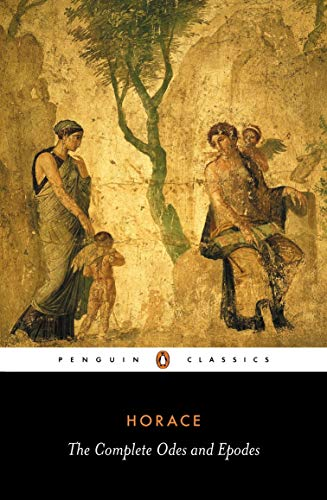 9780140444223: The Complete Odes and Epodes (Classics)