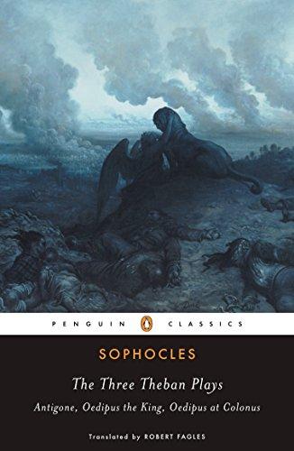 9780140444254: The Three Theban Plays: Antigone; Oedipus the King; Oedipus at Colonus